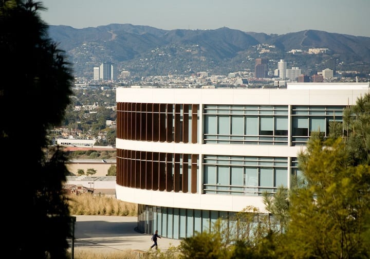 LMU Building
