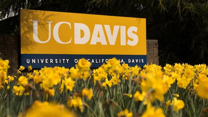 University of California, Davis, Division of Continuing and Professional Education - LogoUniversity of California, Davis, Division of Continuing and Professional Education Sign