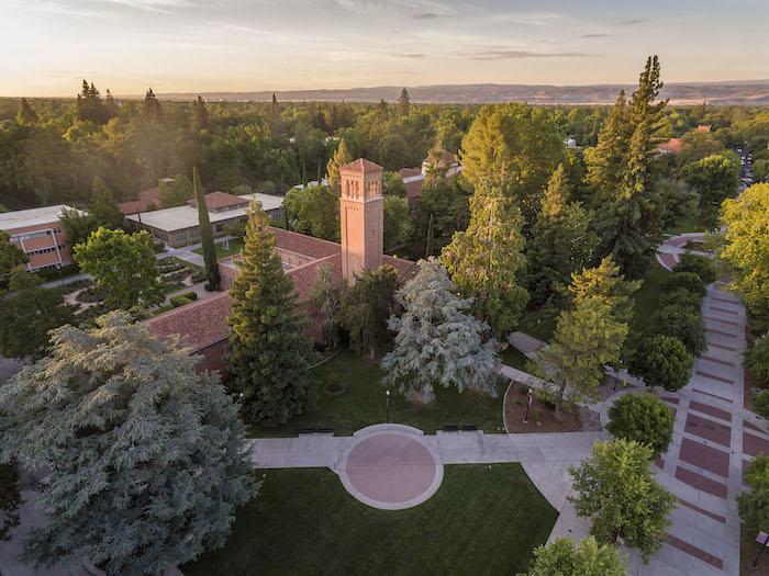 California State University Chico Campus Trinity Hall