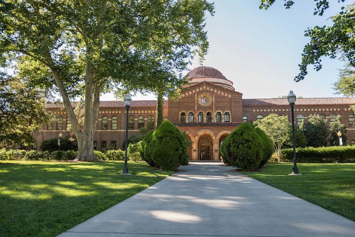 California State University Chico Kendall Hall