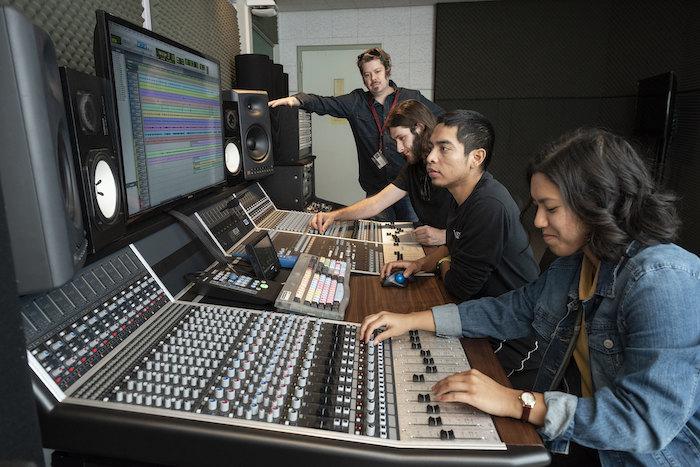 California State University Chico - Music Students