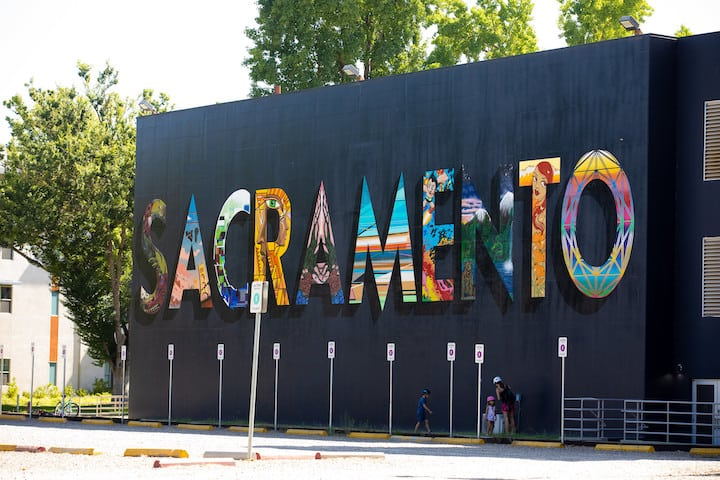 Sacramento State Banner