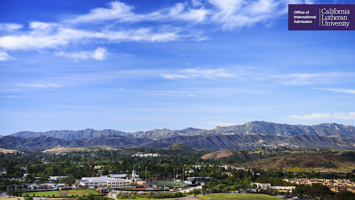 California Lutheran University Landscape