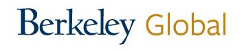 UC Berkeley Extension – Berkeley Global