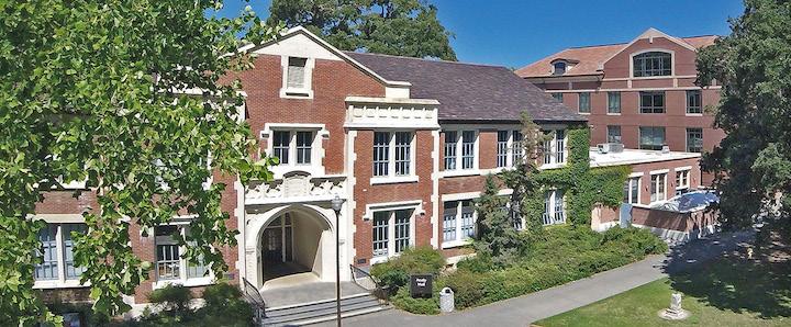 Santa Rosa Junior College Building
