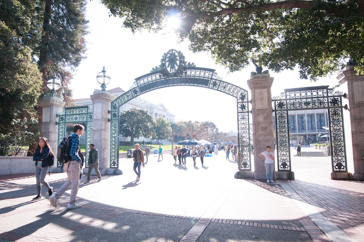 Berkeley Summer Sessions Entrance