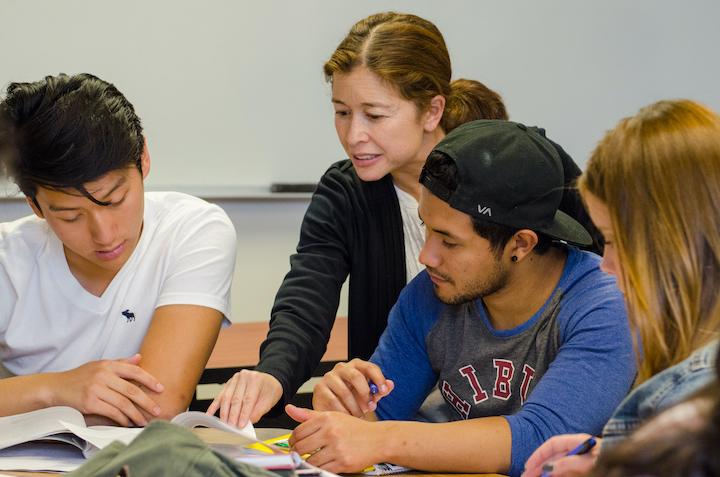 University of La Verne Students