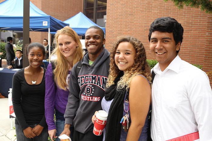 Irvine Valley College Students