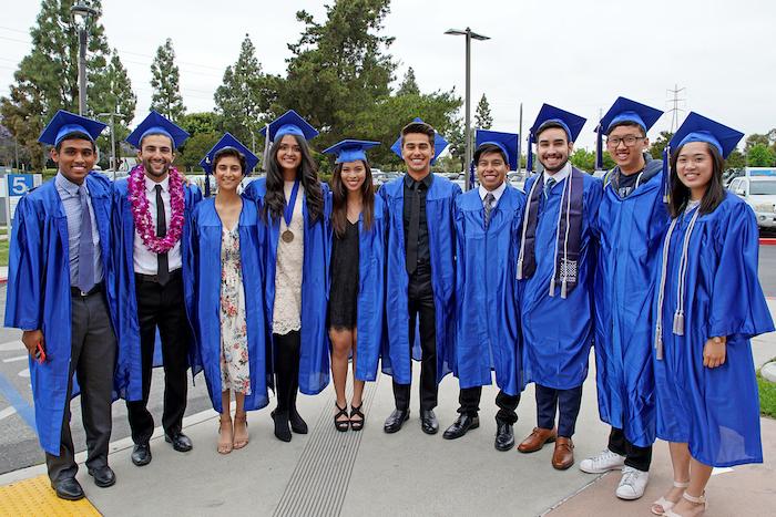Irvine Valley College Graduation