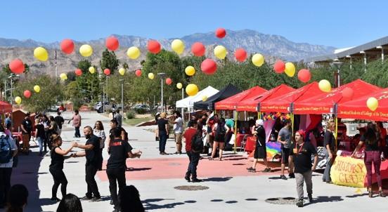 College of the Desert Festival