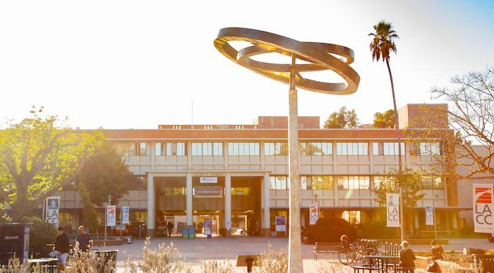 LA City College Cesar Chavez Hall