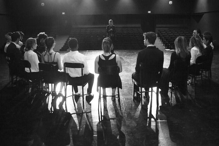 LA City College Drama Class