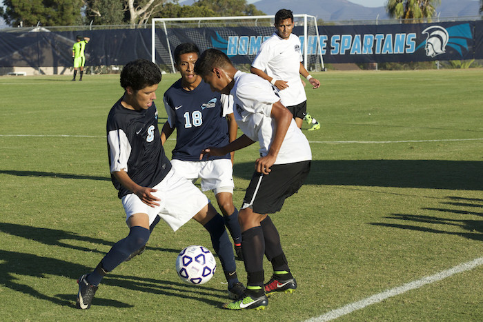 MiraCosta College Soccer Team