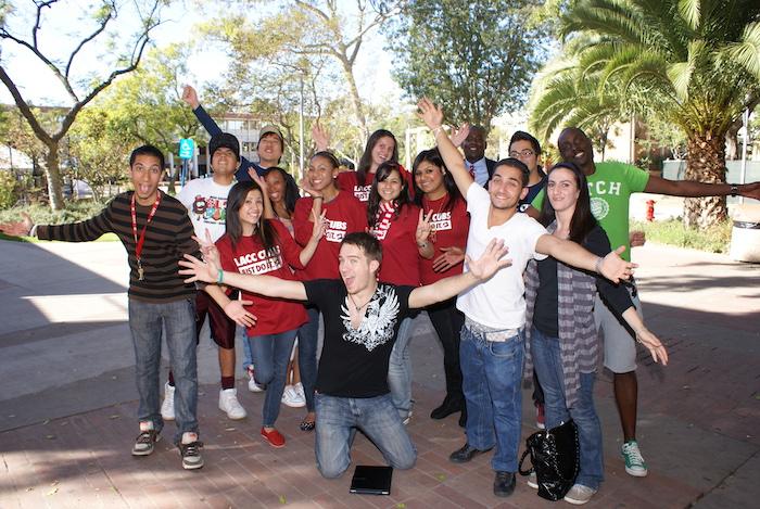 LA City College Students